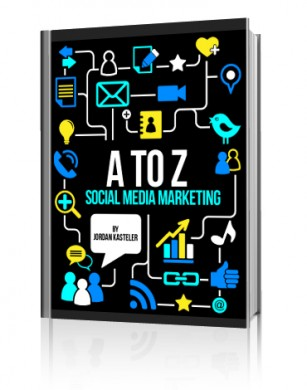 The Must-Have SMM Tome: A-to-Z Social Media Marketing, by Jordan Kasteler