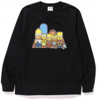 Now Available: The Simpsons x A Bathing Ape Collection [SoJones]
