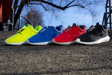 "Nike Roshe Run Introduces New Member of the Family—The ""Natural Motion"" Sneaker [EveryGuyed]"