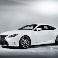 Lexus Reveals New RC 350 F SPORT [EveryGuyed]
