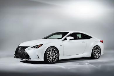 Lexus Reveals New RC 350 F SPORT [EveryGuyed]