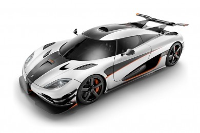 Koenigsegg's One:1 Megacar Revealed! [EveryGuyed]
