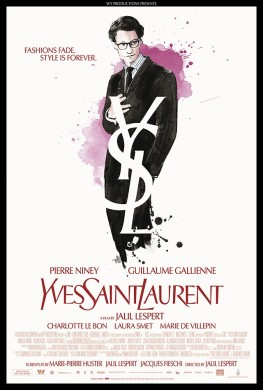 The Yves Saint Laurent Movie Poster is Out [EveryGuyed]