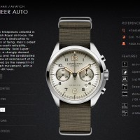 Hamilton Introduces Khaki Pilot Pionner Aluminum Edition [EveryGuyed]