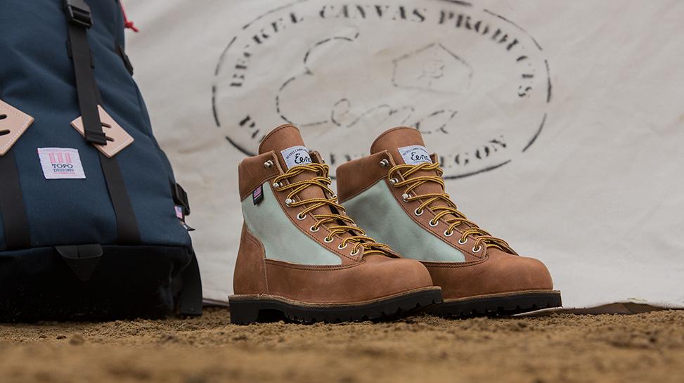 Beckel x Daner Spring Light Boots