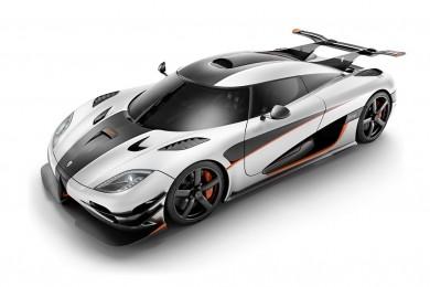 Koenigsegg's One:1 Megacar Revealed! [EveryGuyed]
