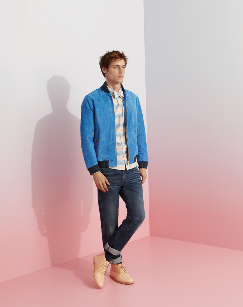 Check out Levi's Made & Crafted Spring/Summer 2014 Collection!